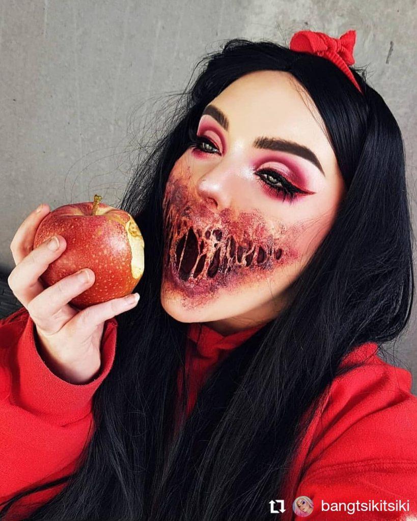 Halloween Makeup Look 14