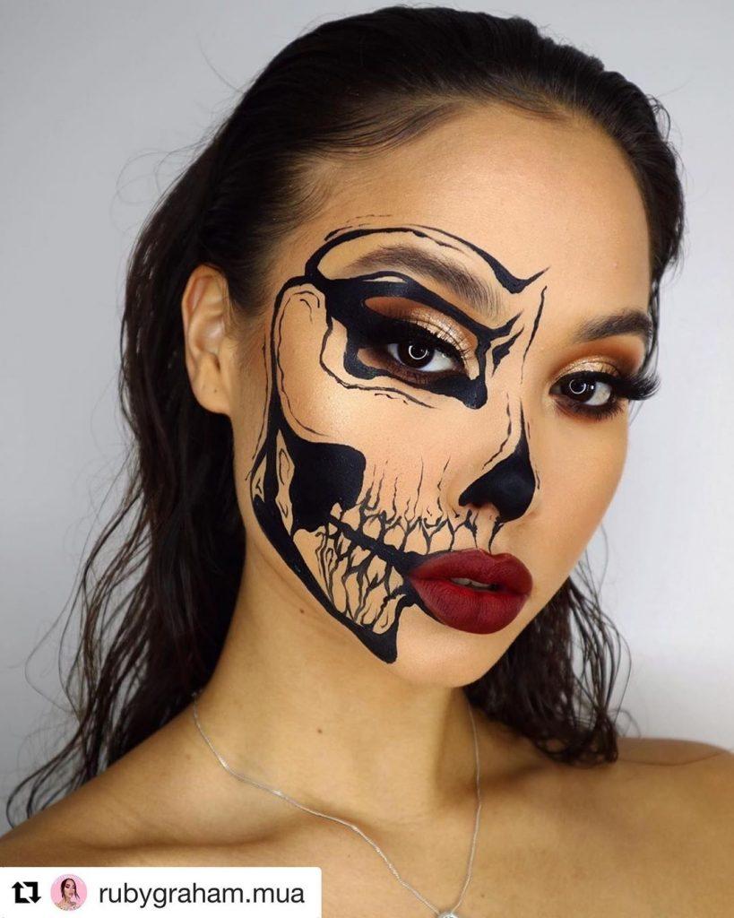 Halloween Makeup Look 15