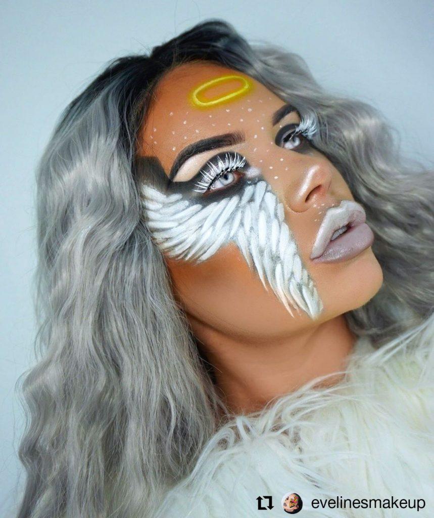 Halloween Makeup Look 16