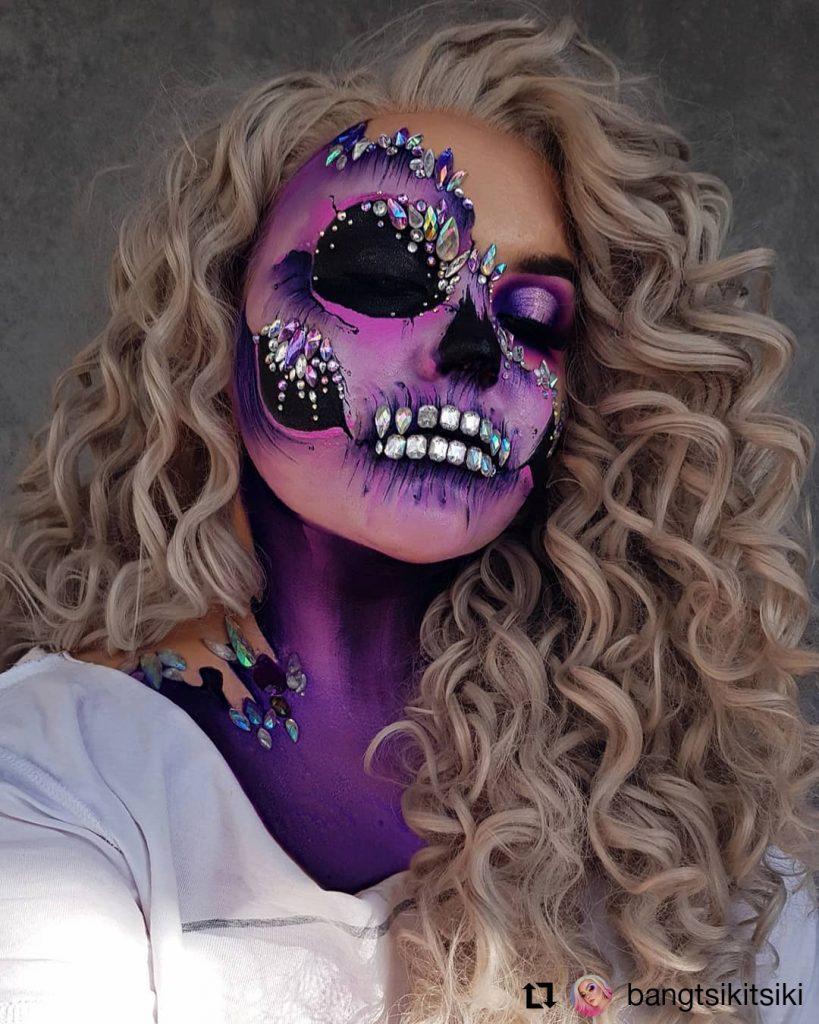 Halloween Makeup Look 2