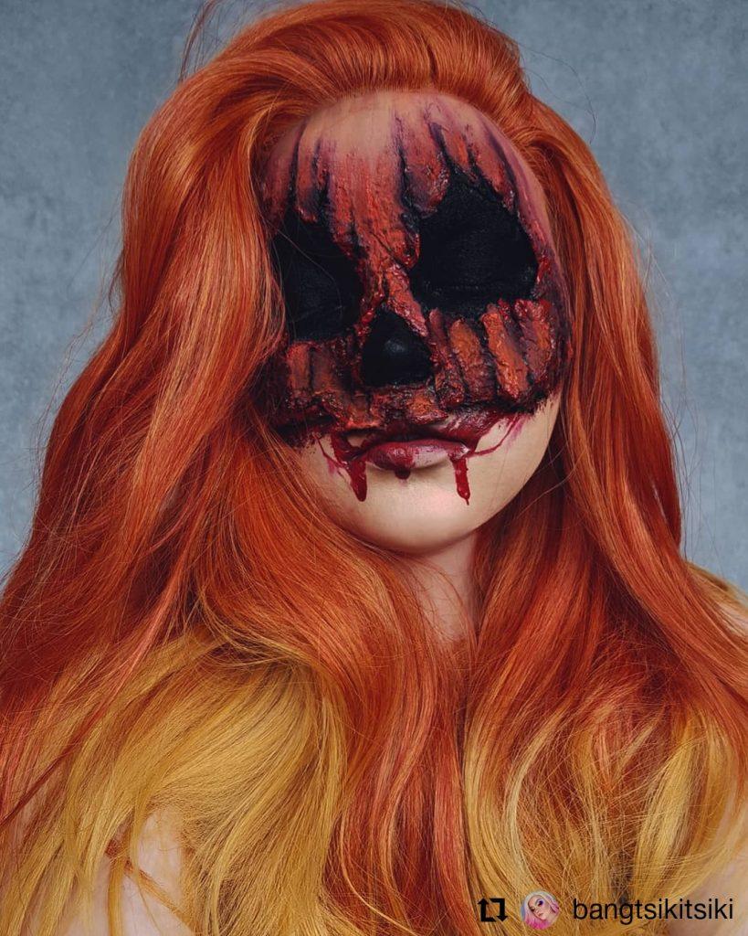 Halloween Makeup Look 20