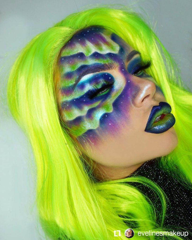 Halloween Makeup Look 25
