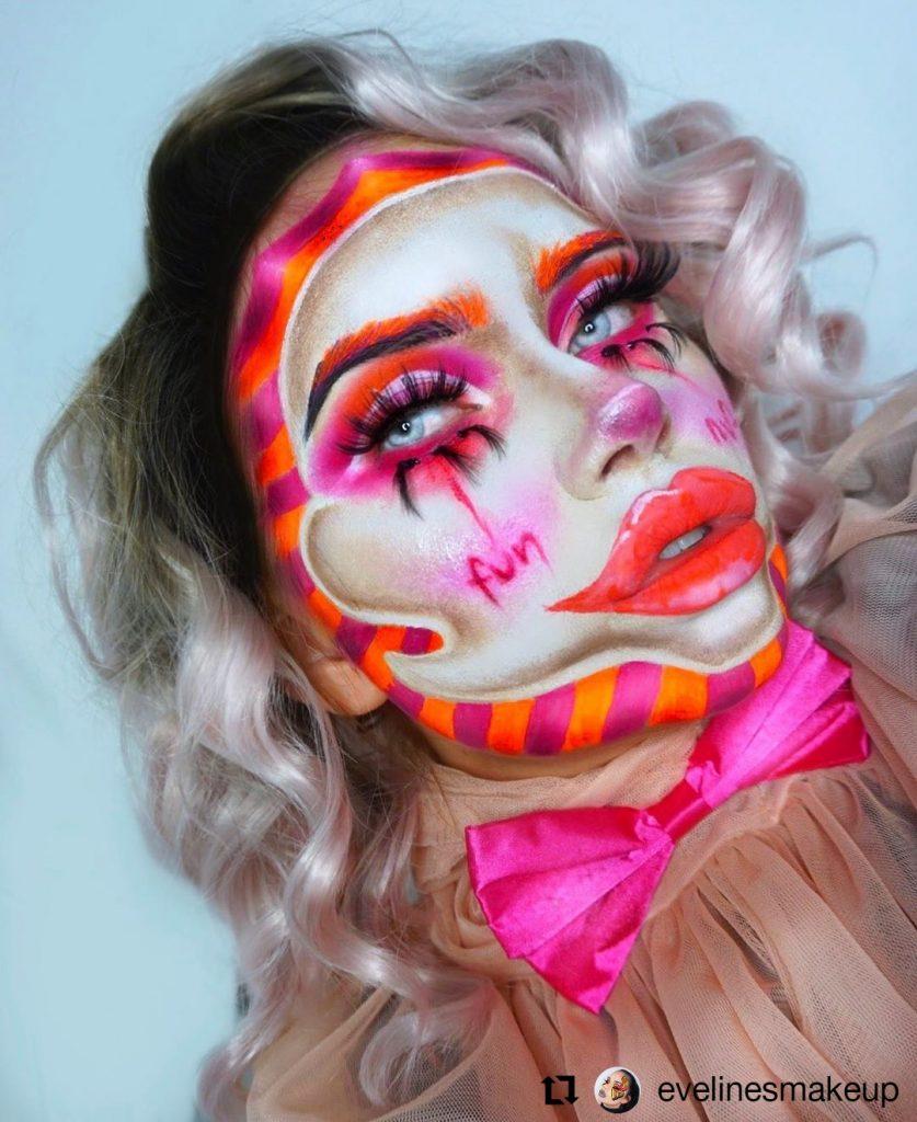 Halloween Makeup Look 26