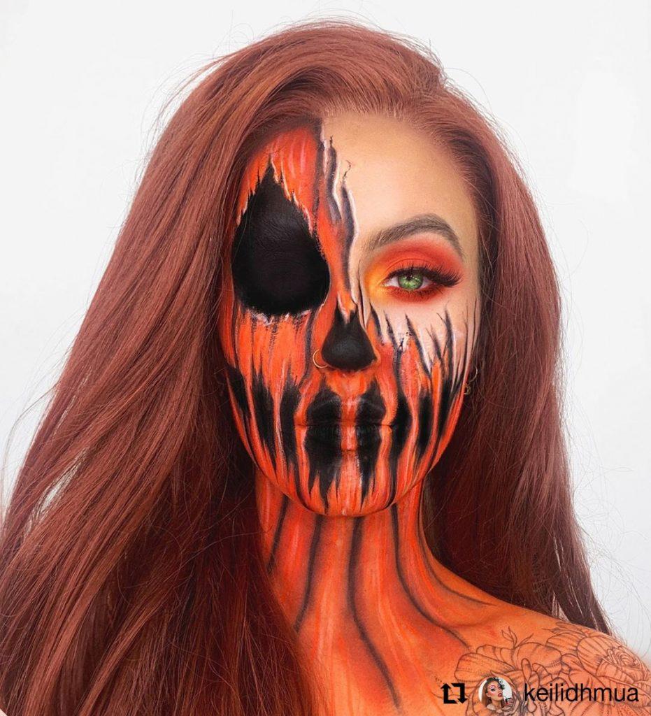 Halloween Makeup Look 29