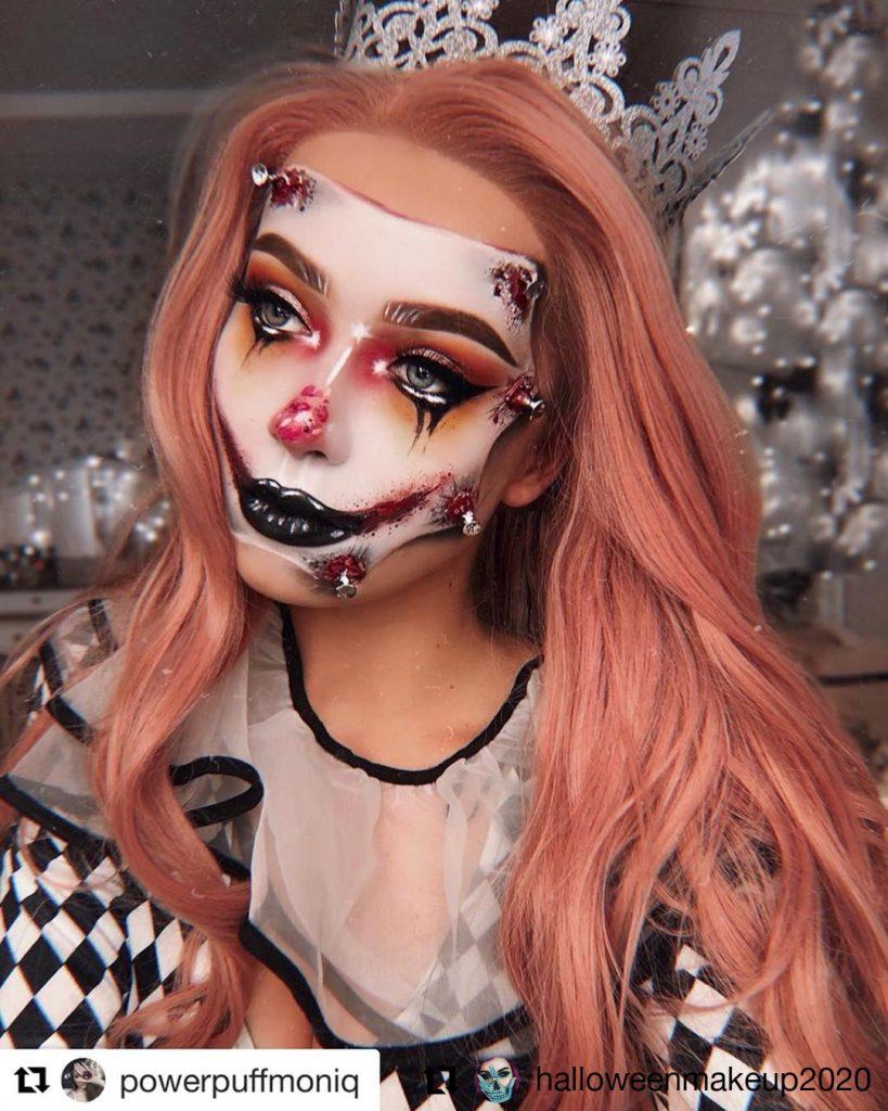 Halloween Makeup Look 3