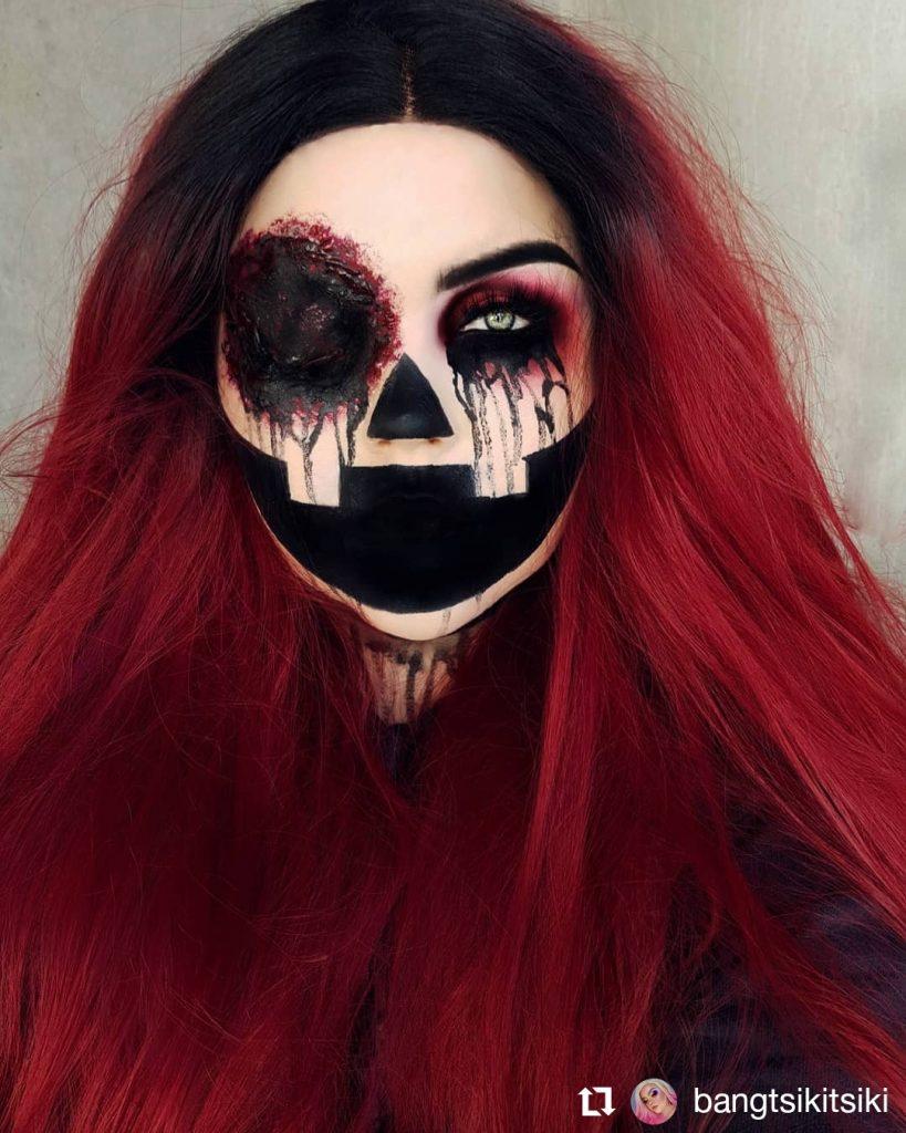 Halloween Makeup Look 35