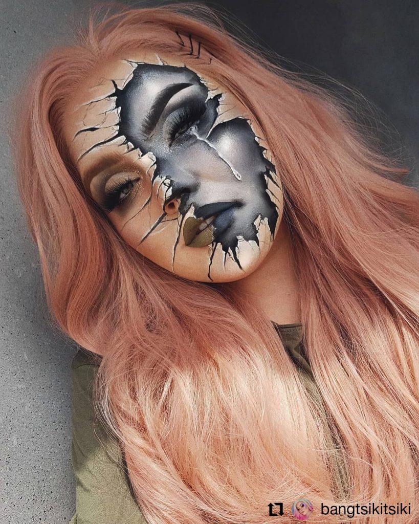 Halloween Makeup Look 36