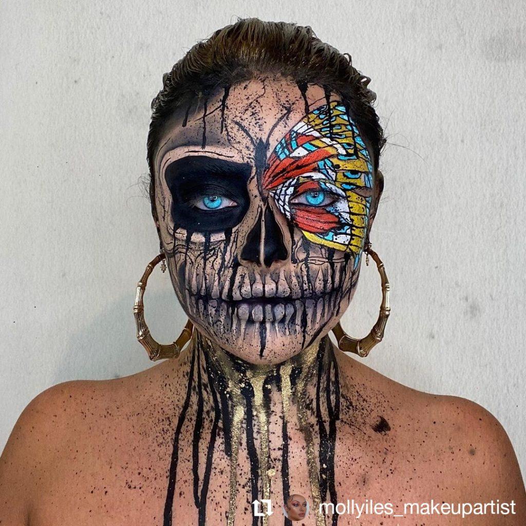 Halloween Makeup Look 39