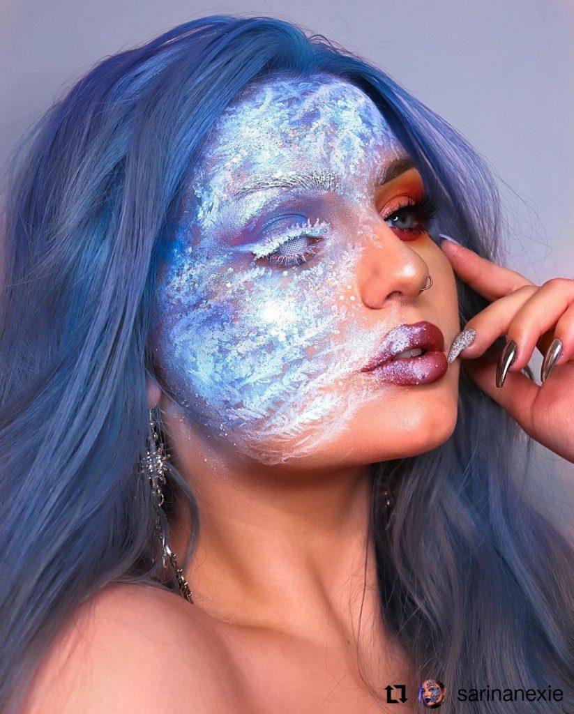 Halloween Makeup Look 40