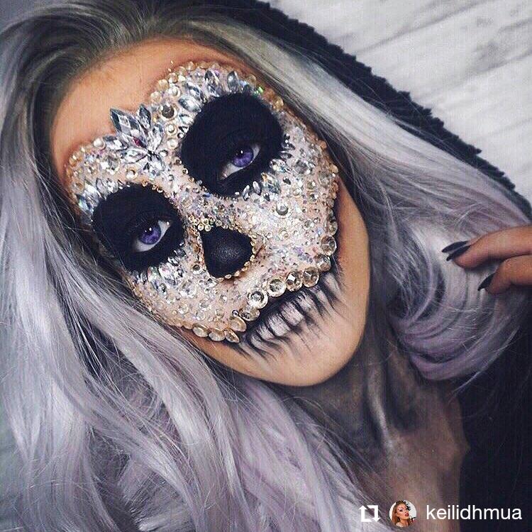Halloween Makeup Look 41