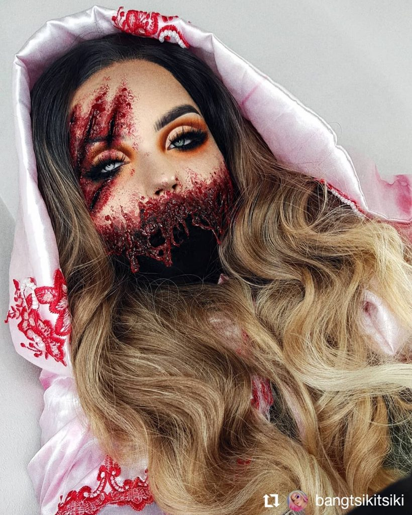 Halloween Makeup Look 5