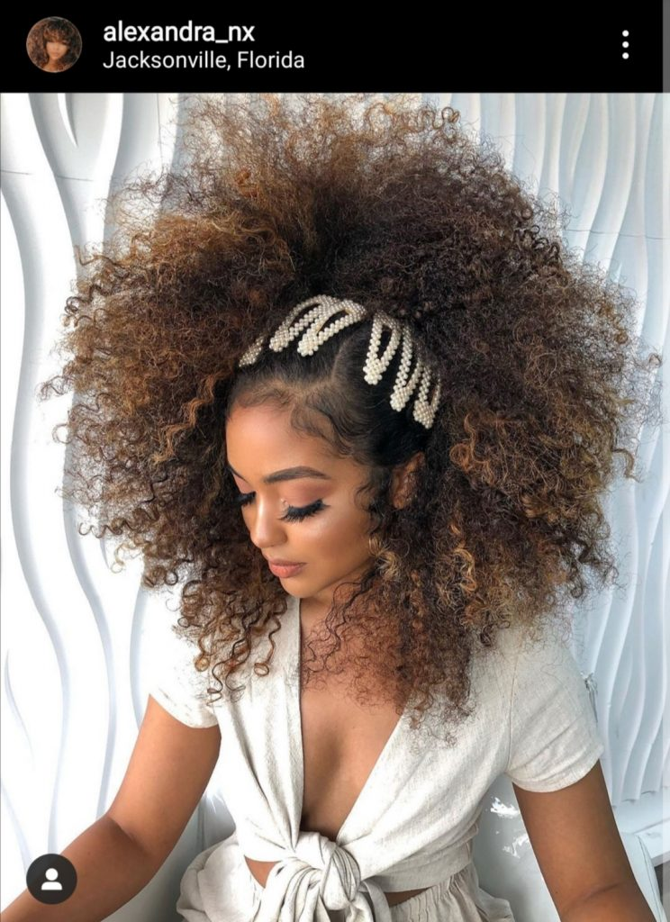 Curly Hair Ideas 1