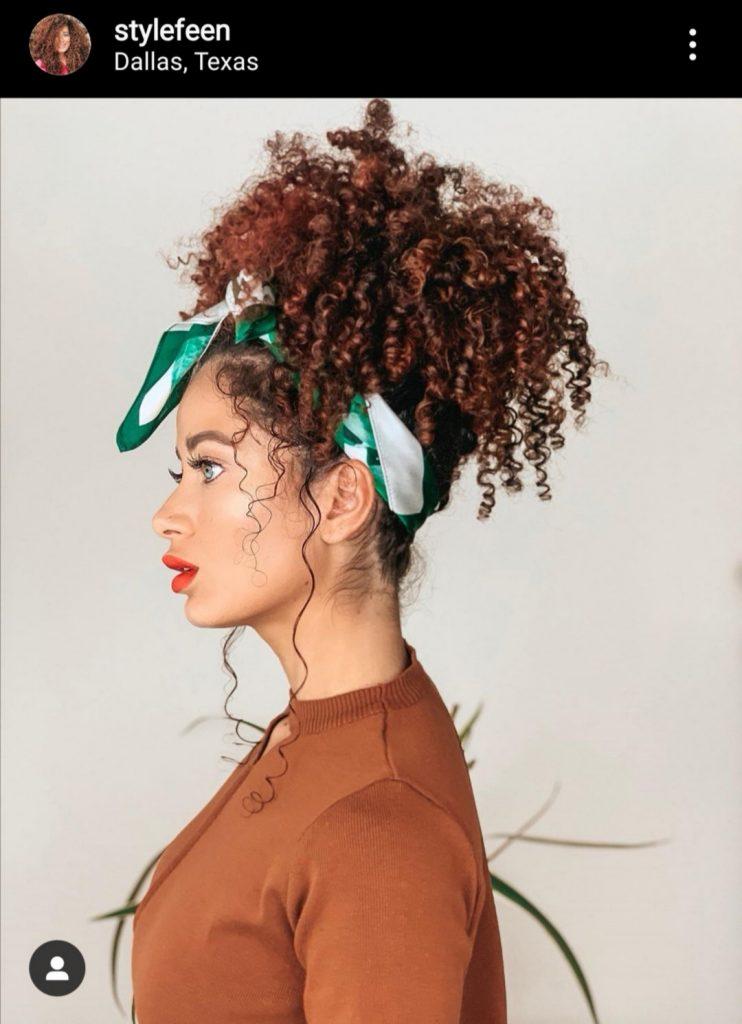 Curly Hair Ideas 10