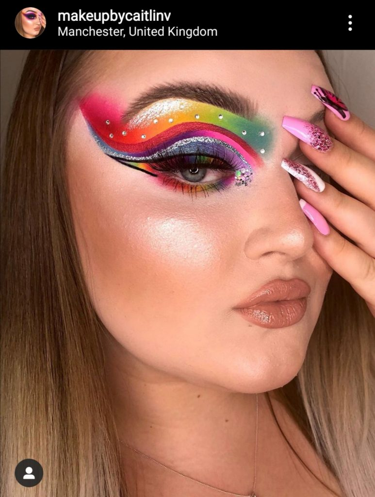 FESTIVAL MAKEUP IDEAS 20 1