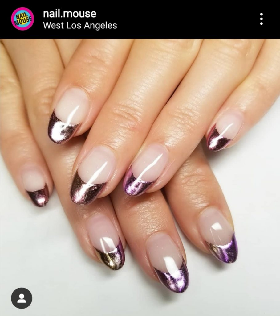 French Manicure 10