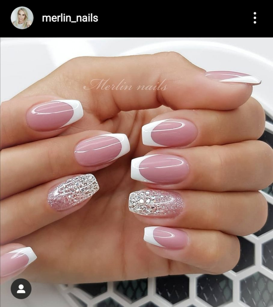 French Manicure 16